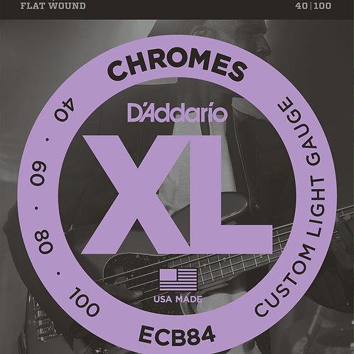 D'Addario XL ECB84 Chromes