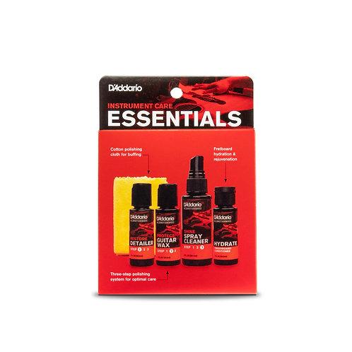 D'Addario Essentials polishing system