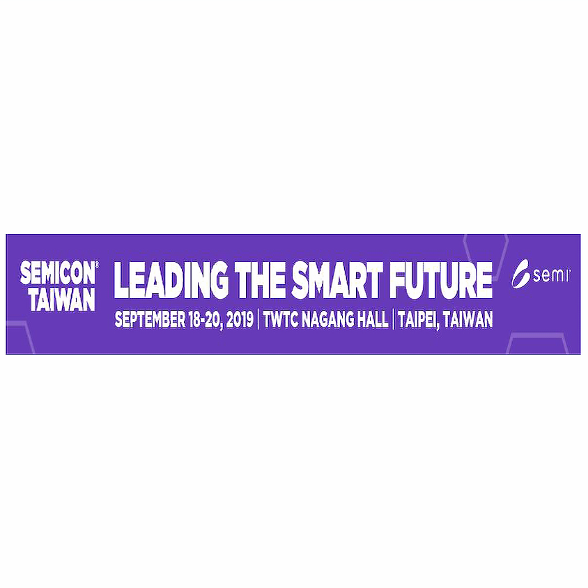 SEMICON Taiwan 2019(SECPAAS Theme Pavilion)