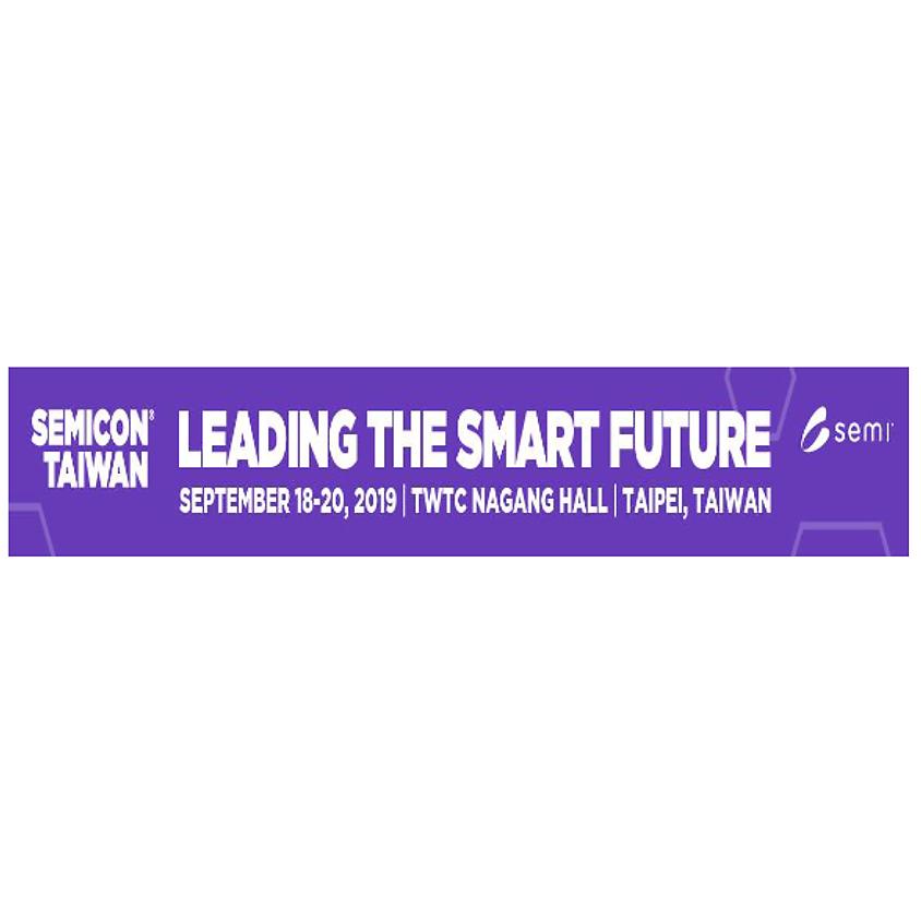 國際半導體展-SEMICON TAIWAN 2019(SECPAAS主題館)