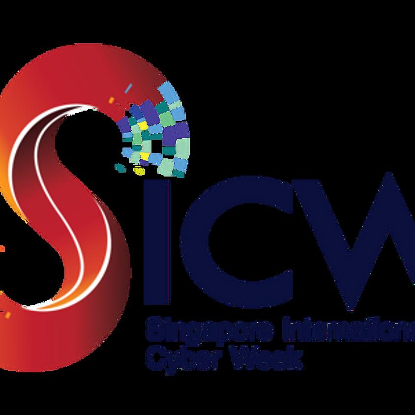 SICW 2019-SINGAPORE INTERNATIONAL CYBER WEEK