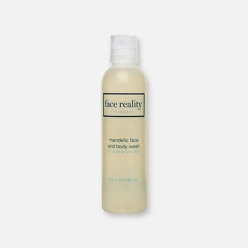 Face Reality Mandelic Face & Body Wash