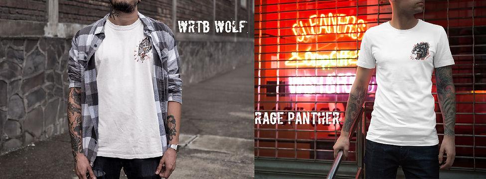tattoo wolf t panther t tattoo shop bann