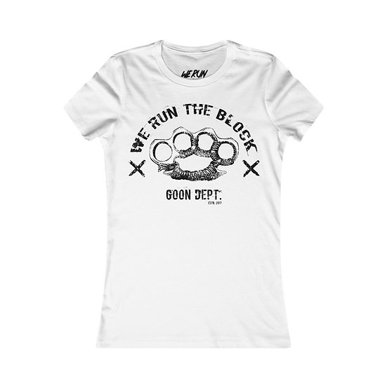 Womens Knuckle T