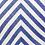 Thumbnail: Blue Striped Open Back Dress