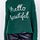 Thumbnail: Hello Beautiful Hunter Green Sweater
