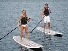 Alquiler dePadle Surf