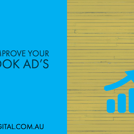 How to improve your Facebook Ad's