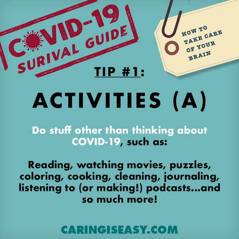 Survival Guide 1A Teal