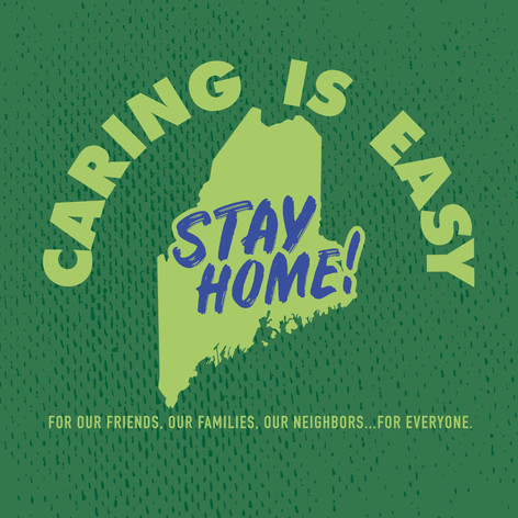 Caring Is Easy ME Green