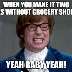 Two Weeks of Groceries