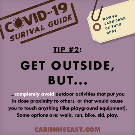 Survival Guide 2 Purple