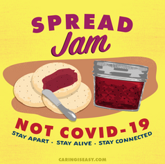 Spread Jam Yellow