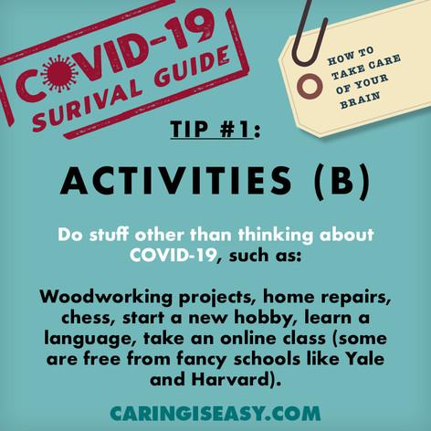 Survival Guide 1B Teal