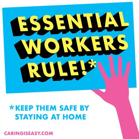 Essential Workers Rule