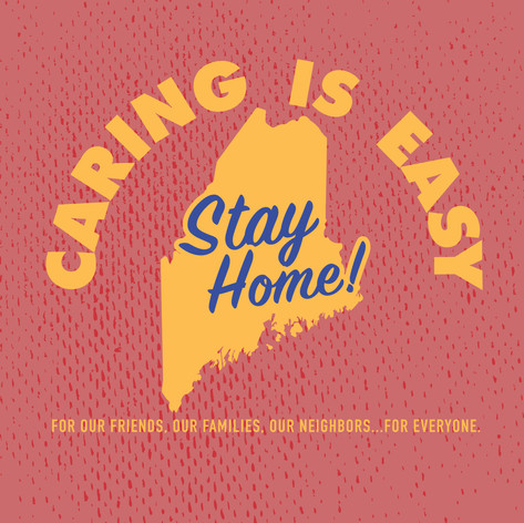 Caring Is Easy ME Red