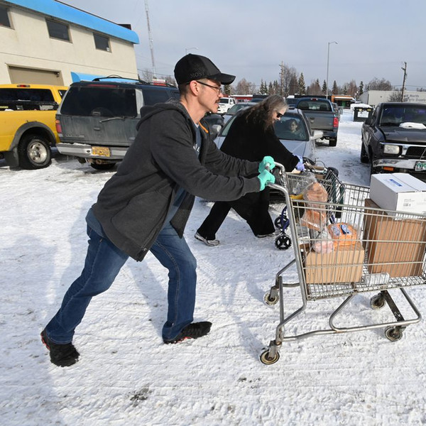 Alaskans support one another in times of need. That's not changing, even in a pandemic.