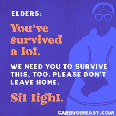 Elders Blue