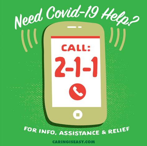 Call 211 Green