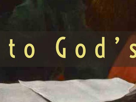 God Changes Us: Once Faithless, Now Faith-Filled