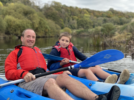 Paddlers Pathway- Russ' Story