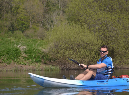 Why book a kayaking coaching session?