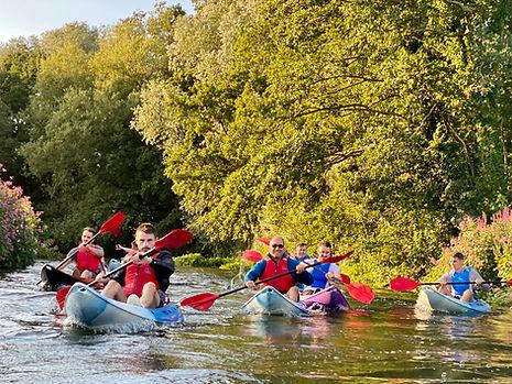 Kayaking Gloucester