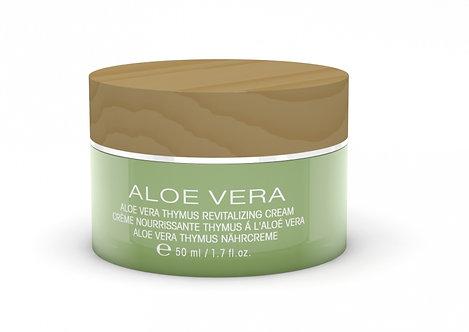 Aloe Vera Thymus Revitalizing Cream