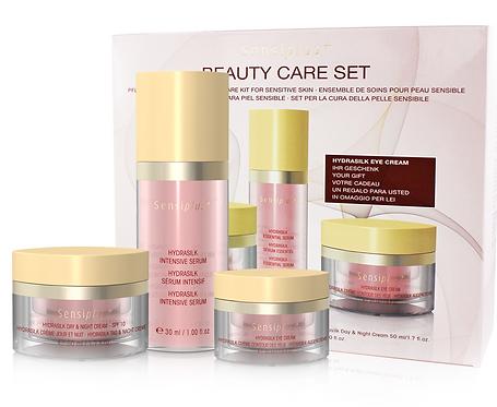 Set per la cura della pelle sensibile