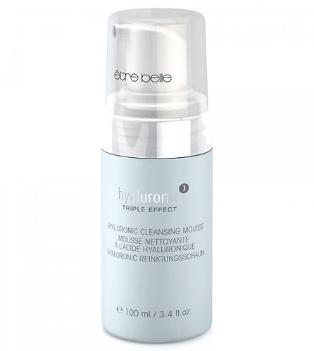 Hyaluronic³ Mousse Detergente