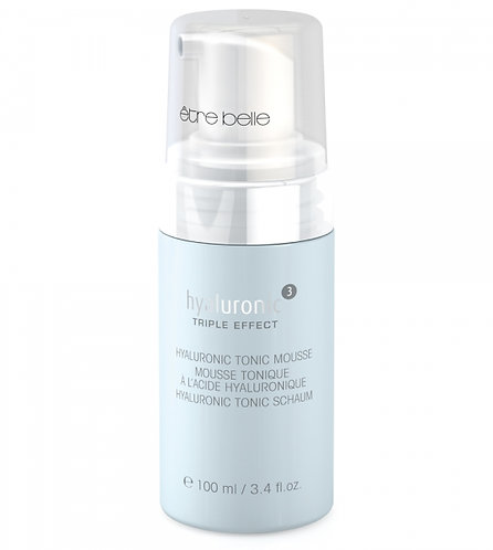 Hyaluronic³ Tonico Mousse