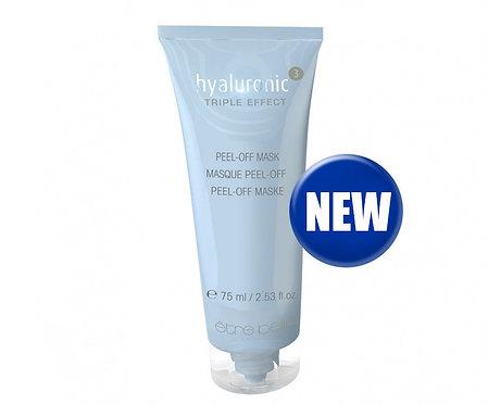 Hyaluronic³ Peel-Off maschera