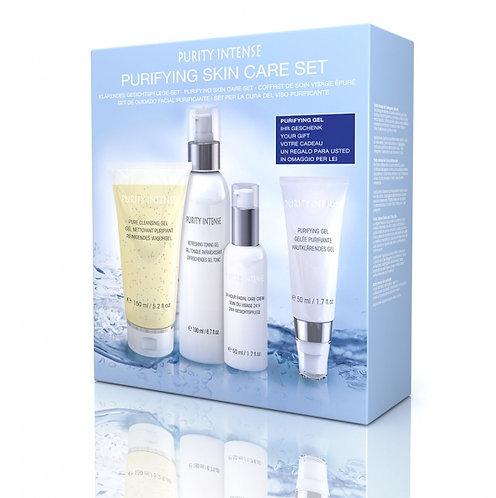 Set per la cura del viso purificante