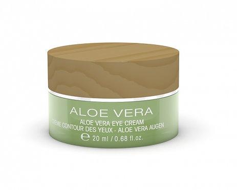 Aloe Vera eye contour cream