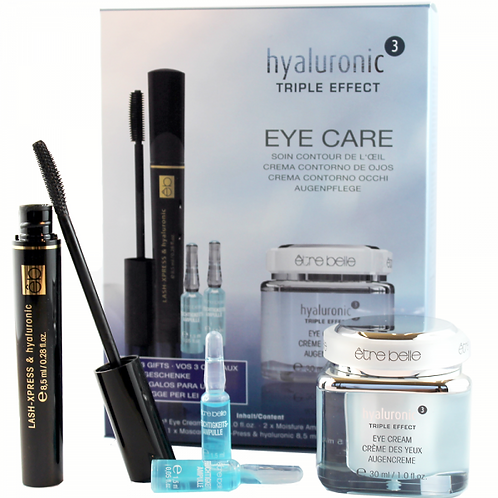 Hyaluronic³ Eye Care Set