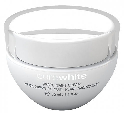 Purewhite Pearl Night Cream - phase 4 + C
