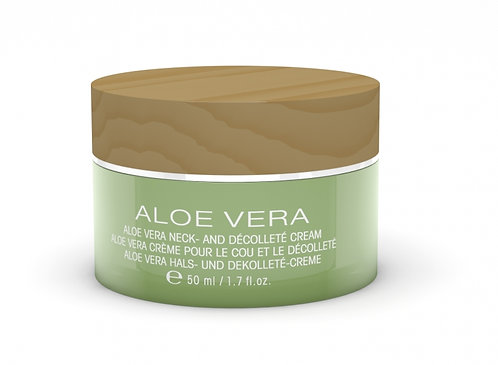 Aloe Vera Neck- and Décolleté Cream
