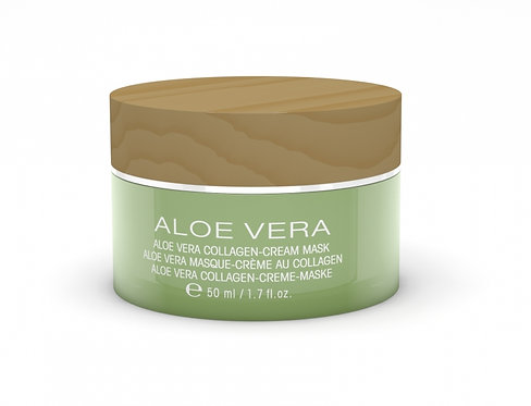 Aloe Vera Collagen-Cream Mask