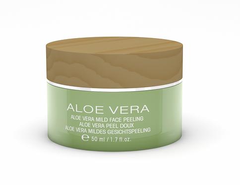 Aloe Vera Mild Face Peeling