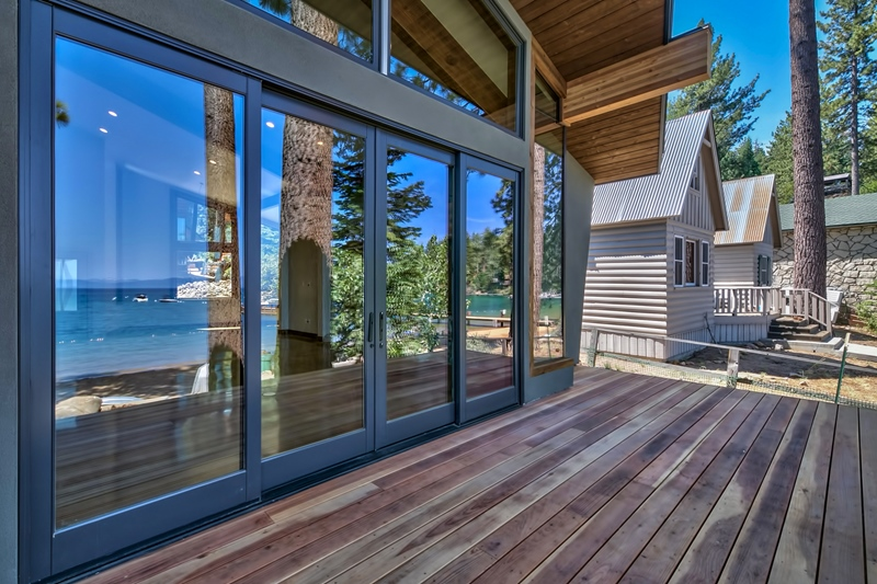 Lakefront Tahoe Architect