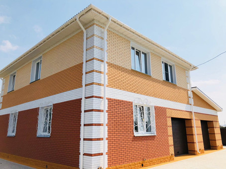 Краска для кирпича. Какой краской покрасить фасад дома из кирпича?
