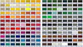 Резиновая краска супер декор колеровка по Ral