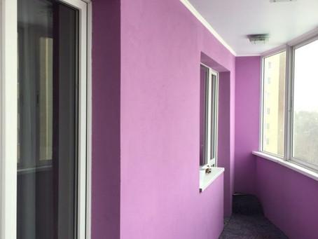 Краска для балкона. Как и какой краской покрасить балкон?