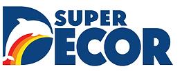 Знак компании Резиновой  краски  Super Decor-Rubber
