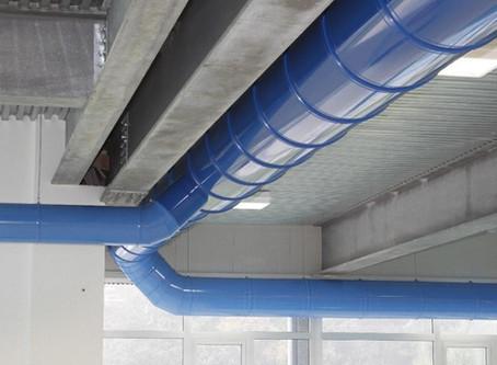 Краска для вентиляции воздуховодов. Какую краску выбрать для покраски вентиляционных сооружений?
