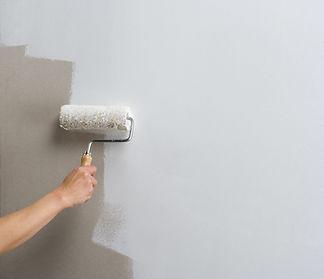 обработка стен грунтом