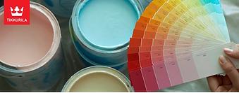 Резиновая краска колеровка по тикурила