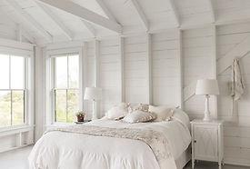 спальня покрашенная интерьерной краской
