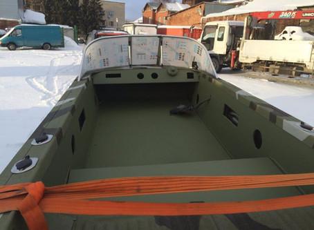 Резиновая краска для лодки