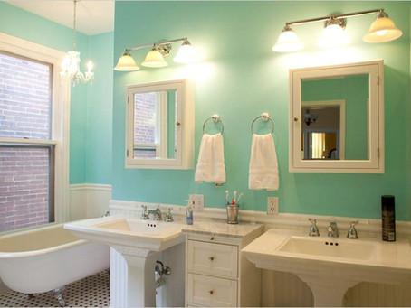 Резиновая краска для ванной комнаты
